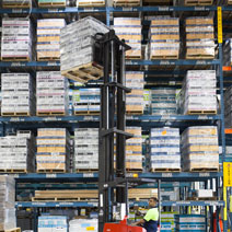 Business Paper Warehouse Image