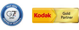 spicers-g7-kodak-logos