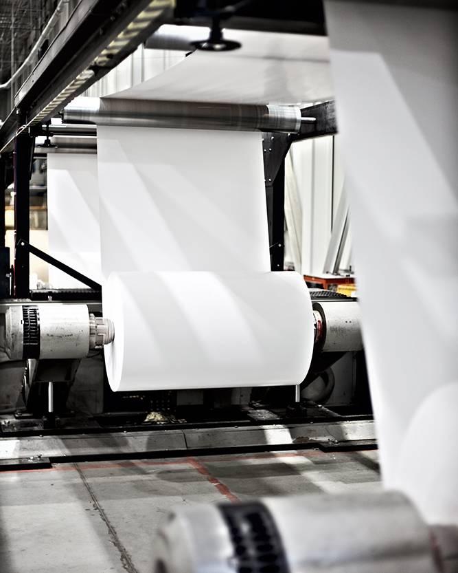 Custom Sheeting Production